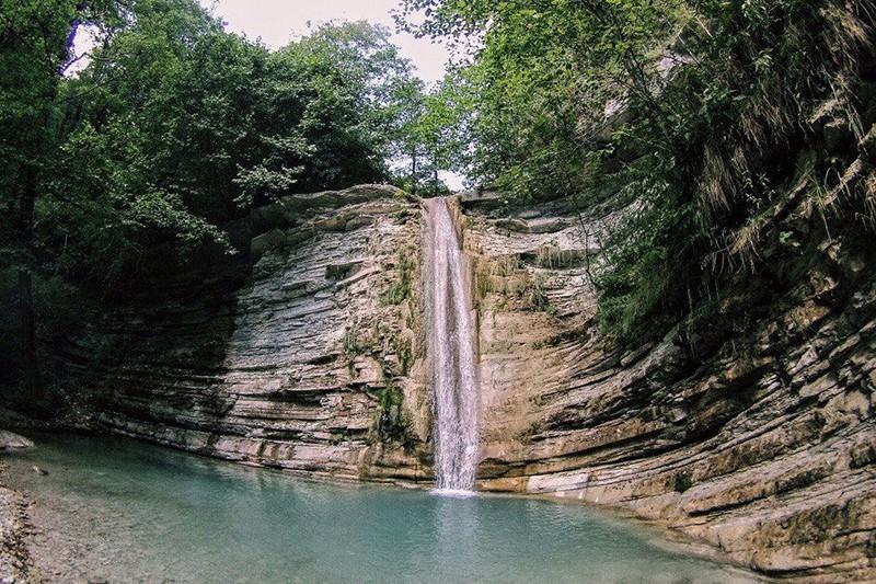 экскурсия на водопады Геленджика