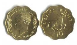 10 сенти (Танзания)