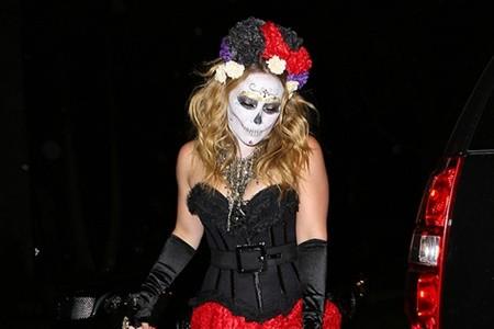 хеллоуинские наряды