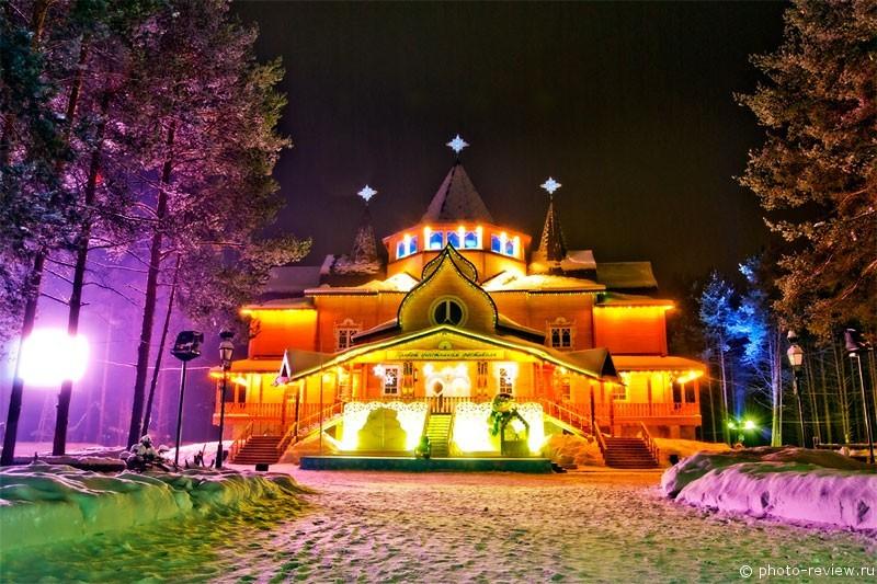 Куда поехать в отпуск зимой в России