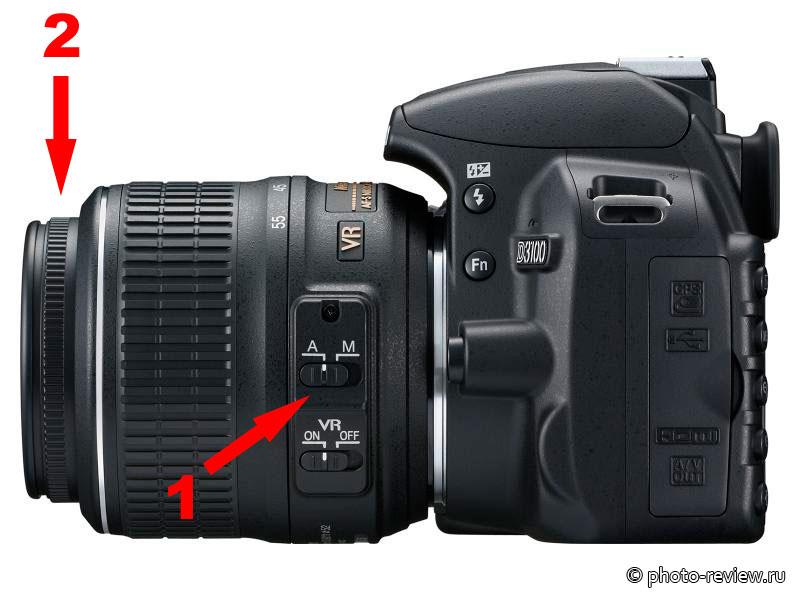 Как правильно фокусировать фотоаппарат
