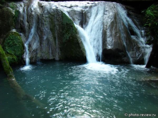 Сочинские водопады