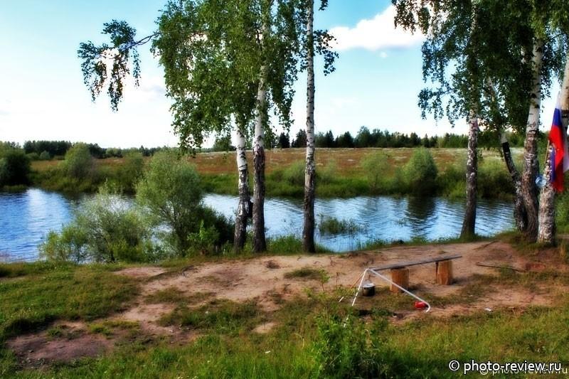 Отдых в Хотебцово