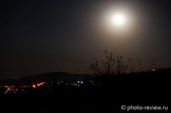 ночные фото анапы
