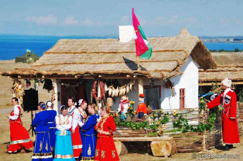 фестиваль в Атамани