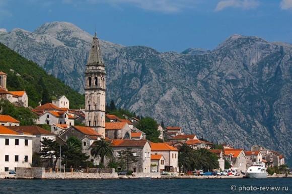 бархатный сезон Черногория