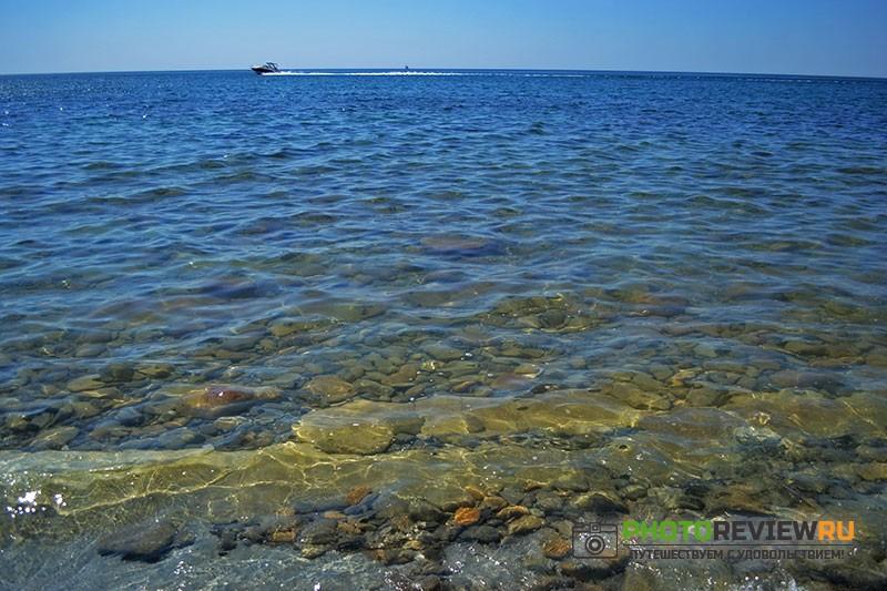 Бархатный сезон на Черном море