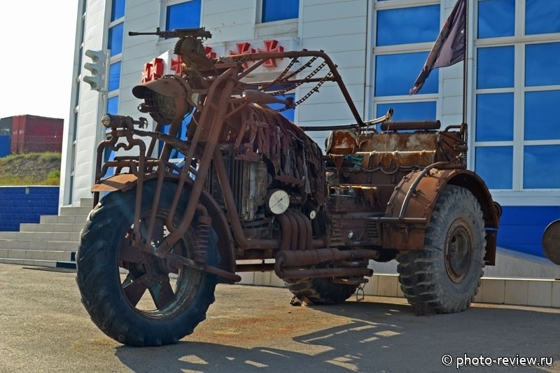 Трицикл Каменск-шахтинский