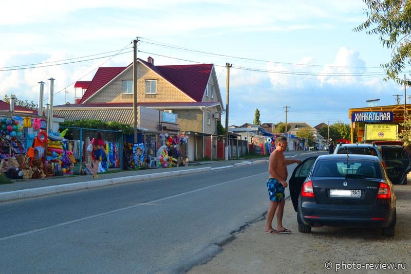 станица Благовещенская
