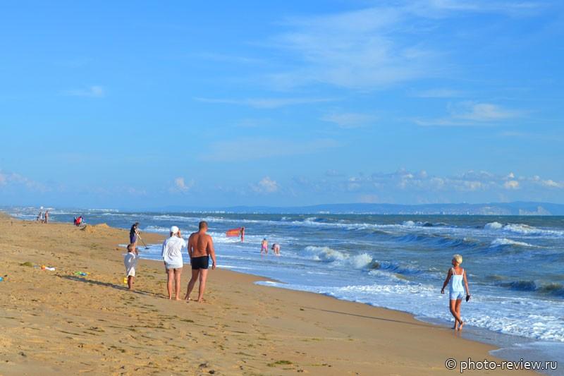 пляжи в Благовещенской