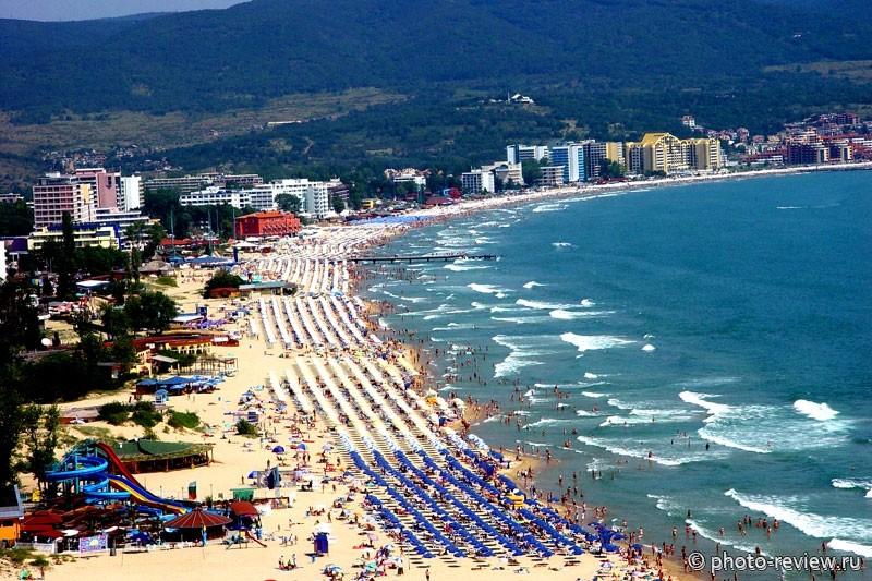 Солнечный берег Болгария