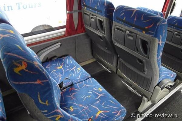 поездка в Анапу на автобусе