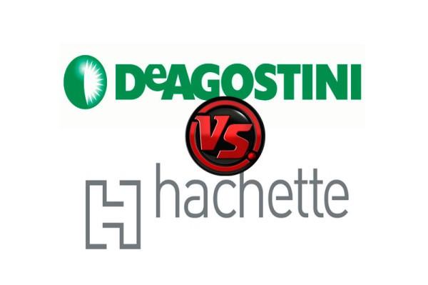 DeAgostini против Hachette
