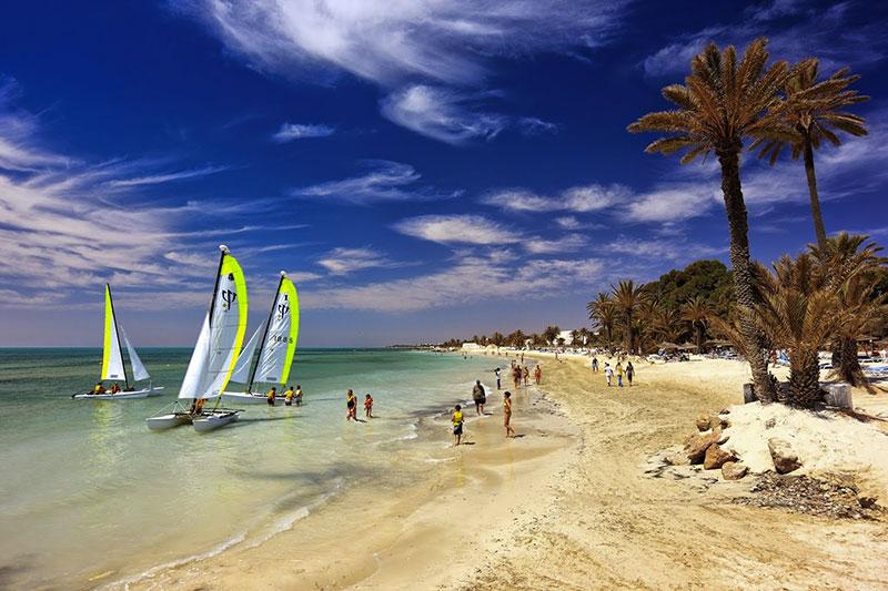 Отдых в Тунисе осенью