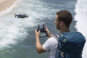 дрон для путешествий