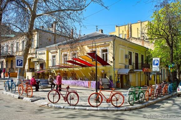 кафе Гоголь-Моголь Одесса