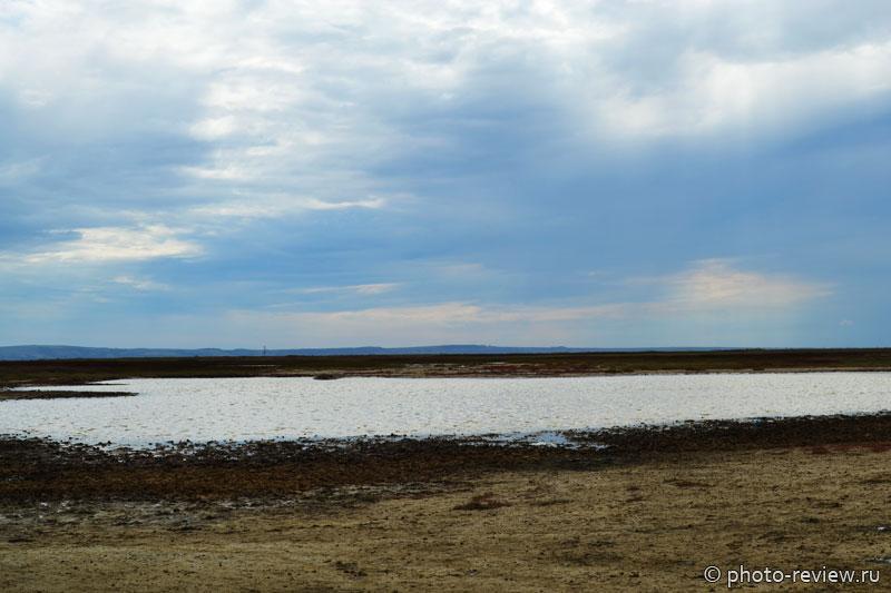 озеро на Гнилой горе