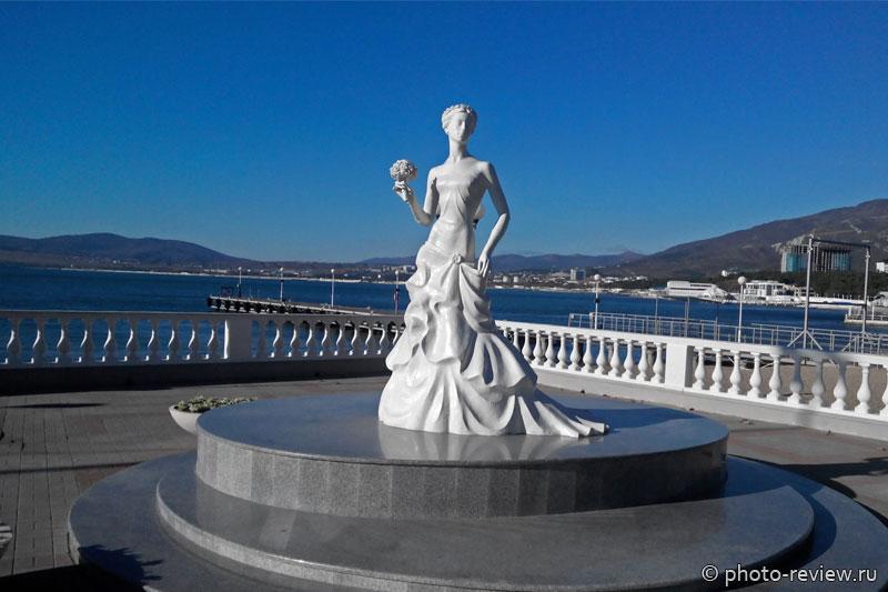 белая невеста Геленджик