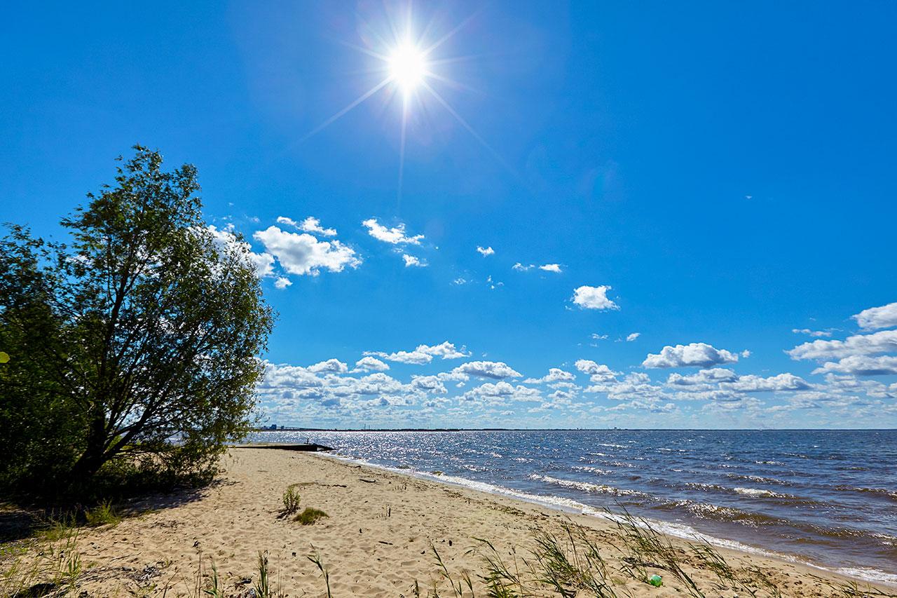 Нижегородское Горьковское море