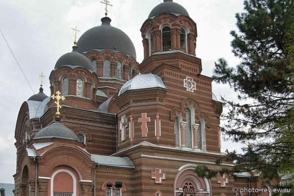 Свято-Екатерининский кафедральный Собор в Краснодаре