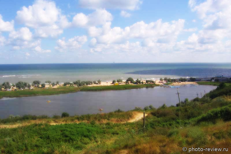 Голубицкое озеро