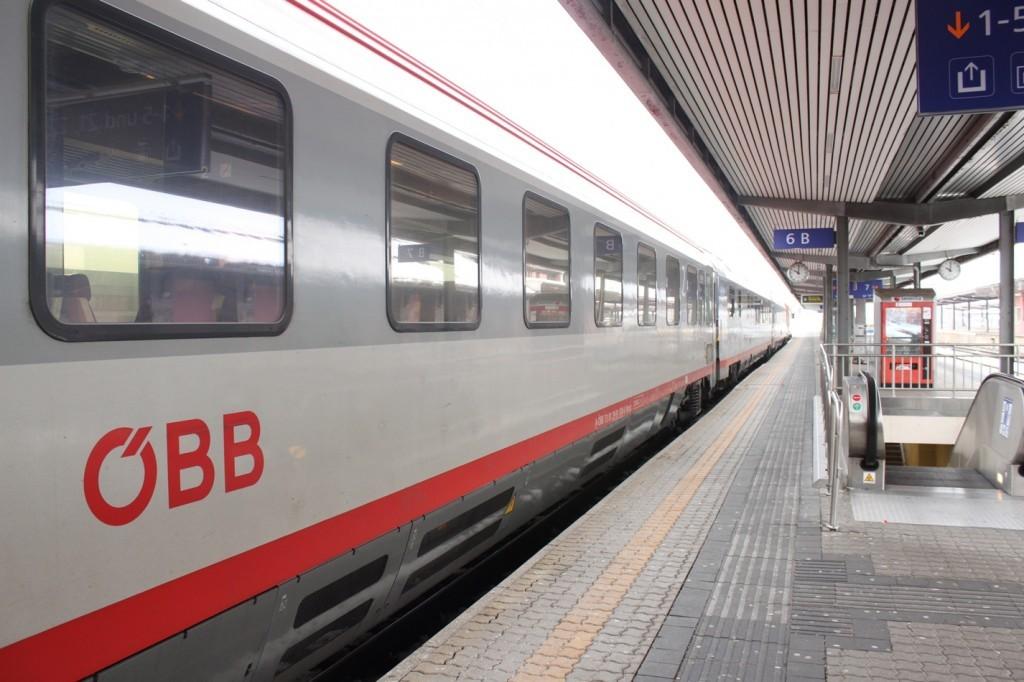 как доехать из Мюнхена в Вену