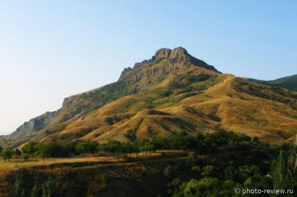 вулкан кара-даг