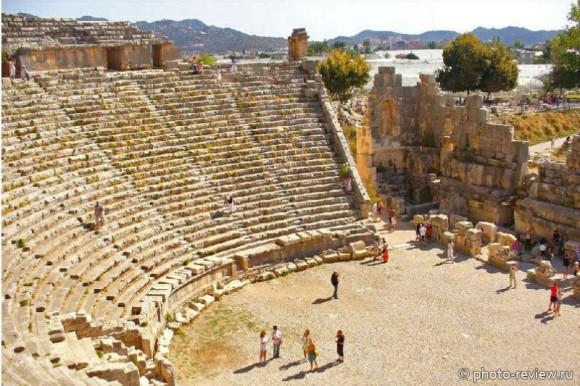 Амфитеатр в Кемере