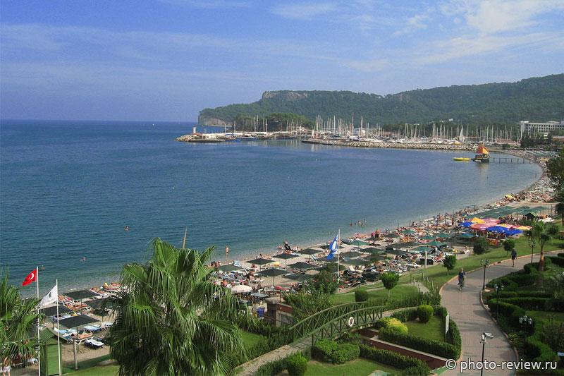 побережье Кемера