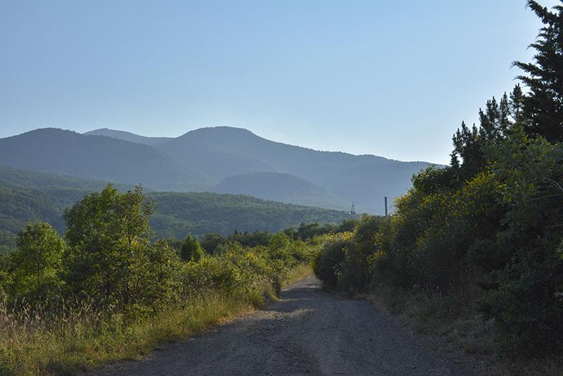 дорога к кромлеху