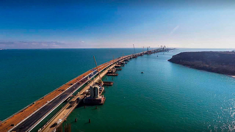 Крымский мост фото