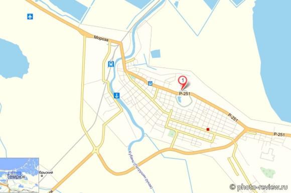 музей военная горка на карте