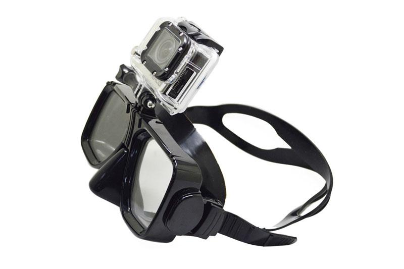 подводная маска для экшн камеры