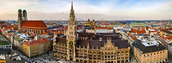 Как добраться до Мюнхена