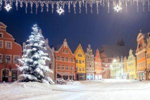 Погодп в Мюнхене в декабре и январе