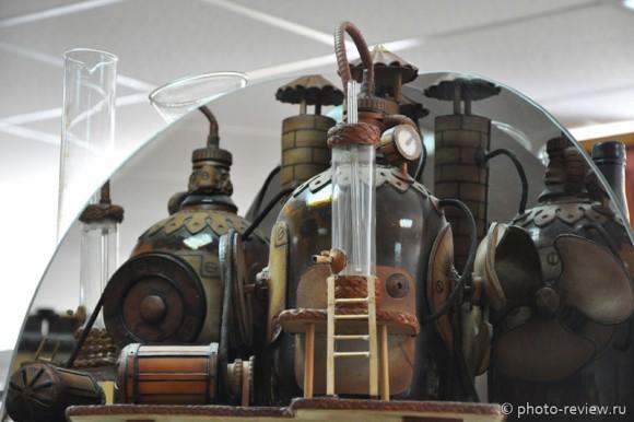 музей водки в Москве