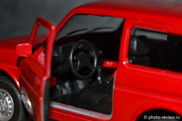 модель Нива ВАЗ 2121