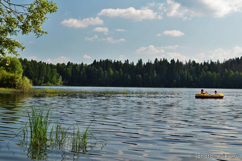 озернинское водохранилище фото
