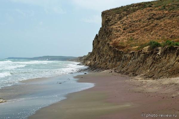 глиняный берег