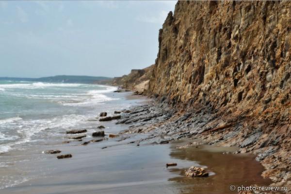 глиняные берега