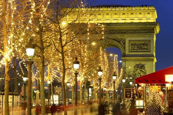 Новый год и Рождество в Европе