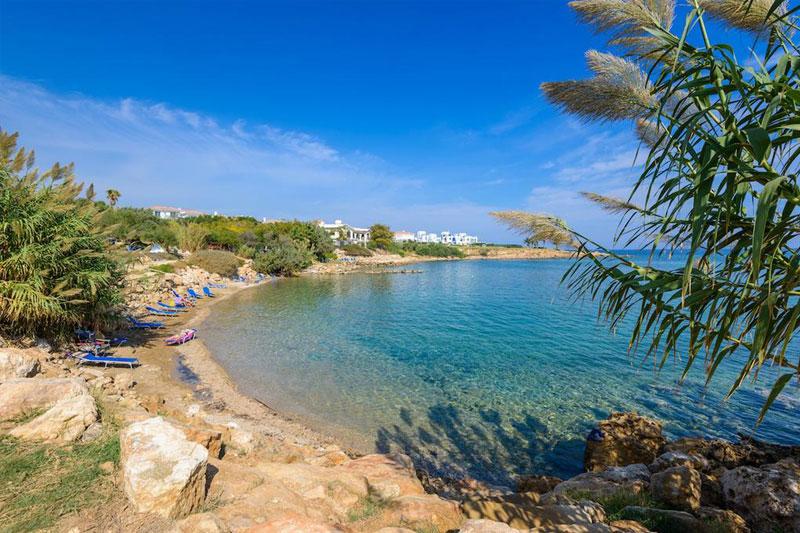 Сирена бэй Кипр