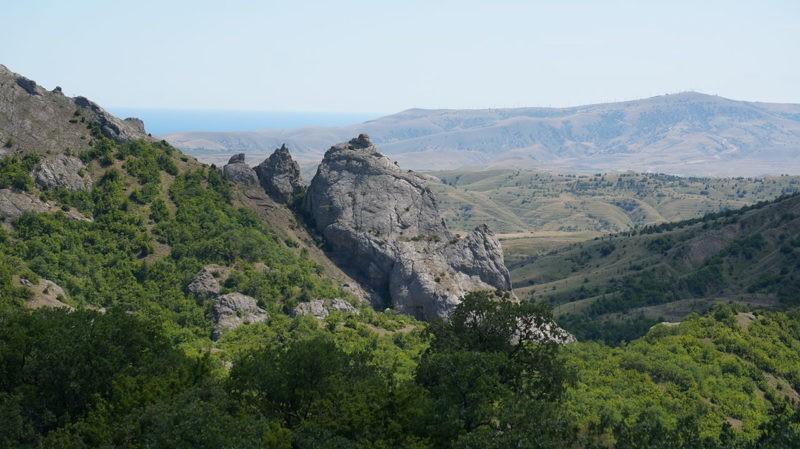 Смотровые площадки в Крыму