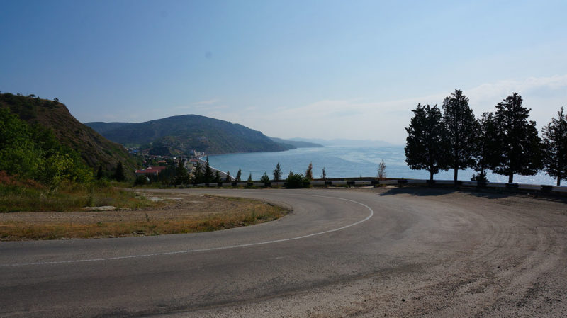 Поездка в Крым на авто 2018