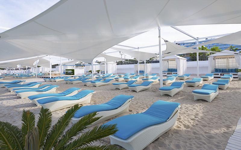 Пляж Radisson Blu