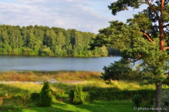 рузское водохранилище фото