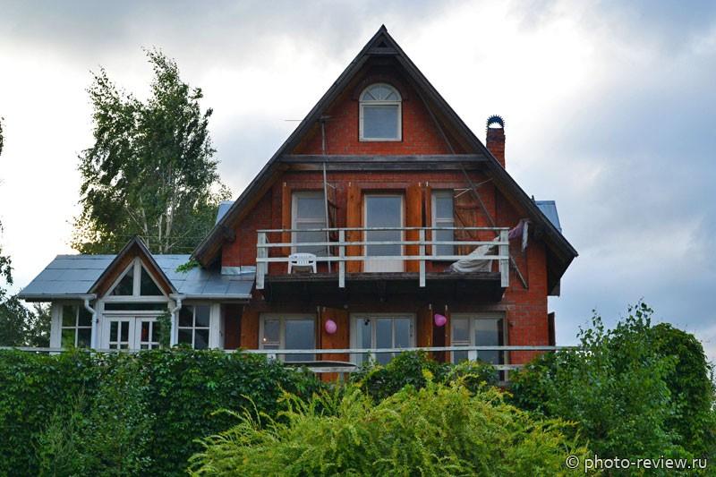 дом на рузе