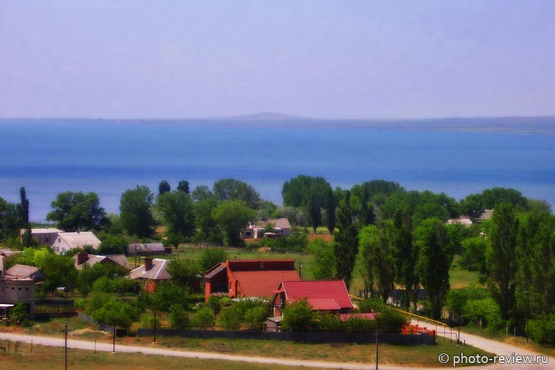 Курорты Таманского полуострова