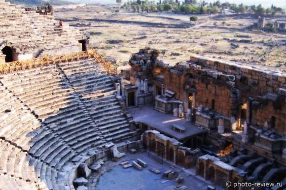 Античный театр с Сиде
