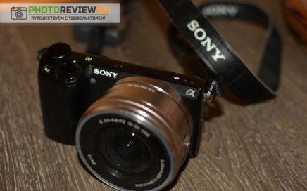 ресурс затвора камер Sony